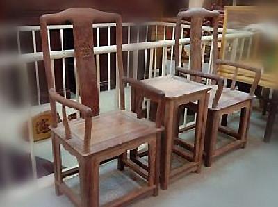 白酸木家具