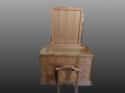 台灣檜木家具梳妝台